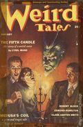 Weird Tales (1923-1954 Popular Fiction) Pulp 1st Series Vol. 33 #1