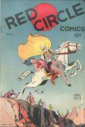 Red Circle Comics #4 (Variant Interior) BATMAN 61