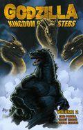 Godzilla Kingdom of Monsters TPB (2011-2012 IDW) 2-REP