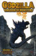 Godzilla Kingdom of Monsters TPB (2011-2012 IDW) 3-REP