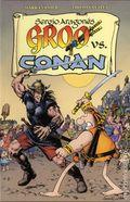 Groo vs. Conan TPB (2015 Dark Horse) 1-1ST