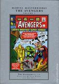 Marvel Masterworks Avengers HC (2015 Marvel Comics 75th Anniversary) 3rd Edition 1-1ST