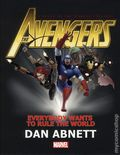 Avengers Everybody Wants to Rule the World HC (2015 A Marvel Universe Novel) 1-1ST