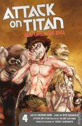 Attack on Titan Before the Fall GN (2014- Kodansha Digest) 4-1ST
