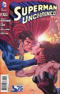 Superman Unchained (2013 DC) 2J