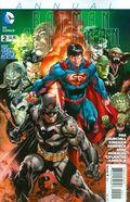 Batman Superman (2013 DC) Annual 2