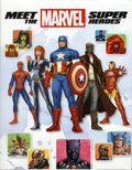 Meet the Marvel Super Heroes HC (2015 Marvel Press) 2nd Edition 1-1ST