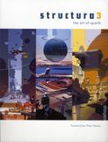 Structura 3 The Art of Sparth SC (2015 Design Studio Press) 1-1ST