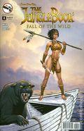 Grimm Fairy Tales Jungle Book Fall of the Wild (2014 Zenescope) 4A