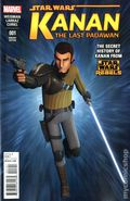 Star Wars Kanan (2015 Marvel) 1B