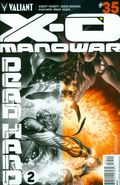 X-O Manowar (2012 3rd Series Valiant) 35A