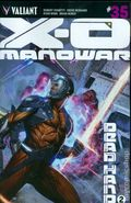 X-O Manowar (2012 3rd Series Valiant) 35B