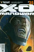 X-O Manowar (2012 3rd Series Valiant) 35C