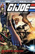 GI Joe A Real American Hero (2010 IDW) 212A