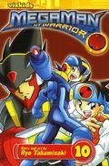 Mega Man NT Warrior GN (2004 Digest) 10-REP