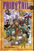 Fairy Tail TPB (2008-2018 Del Rey/Kodansha Digest) 11-1ST