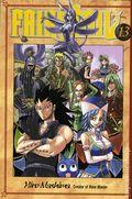 Fairy Tail TPB (2008-2018 Del Rey/Kodansha Digest) 13-1ST