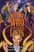 Unofficial Doctor Who: The Big Book of Lists SC (2015 Race Point) 1-1ST