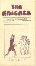 The Knicker (c. 1900's) 2804