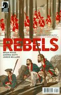 Rebels (2015 Dark Horse) 1A