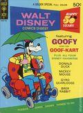 Walt Disney Comics Digest (1968 Gold Key) 43