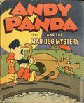 Andy Panda and the Mad Dog Mystery (1947 Whitman BLB) 1431