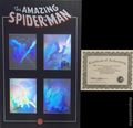 Amazing Spider-Man Hologram Set (1993 Dynamic Forces Signed Edition) SET-01