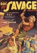 Doc Savage (1933-1949 Street & Smith) Pulp Aug 1937