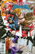 Convergence Nightwing Oracle (2015 DC) 1A