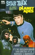 Star Trek Planet of the Apes The Primate Directive (2014 IDW) 5RI