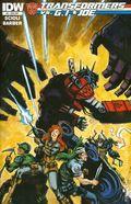 Transformers vs. G.I. Joe (2014 IDW) 6SUB