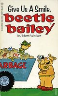 Give Us A Smile Beetle Bailey PB (1978 Tempo Books) 1-REP