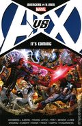 Avengers vs. X-Men It's Coming TPB (2012 Marvel) 1-REP