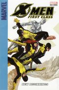 X-Men First Class New Beginnings SC (2007 Marvel) A Target Saddle-Stitched Collection 1-1ST