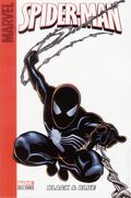 Spider-Man Black and Blue SC (2008 Marvel) A Target Saddle-Stitched Collection 1-1ST
