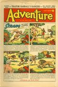 Adventure (1921-1961 D.C. Thompson) British Story Paper 1451
