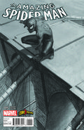 Amazing Spider-Man (2014 3rd Series) 15XPOSURE.B&W