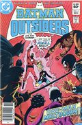 Batman and the Outsiders (1983) Mark Jewelers 4MJ