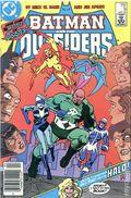 Batman and the Outsiders (1983) Mark Jewelers 9MJ