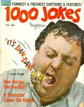 1000 Jokes Magazine (1937-1968 Dell) 100