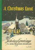 A Christmas Carol HC (1946) 1-1ST