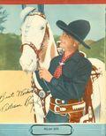 William Boyd Notepad (1956) Hopalong Cassidy 0