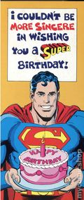 DC Comics Greeting Card (1978 DC Comics) 4