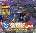 DC vs. Marvel 100 Trading Card Set (1995 SkyBox) SET#1