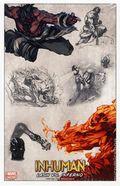 Inhuman Art Print (2014 Marvel NOW) PRINT#04/20