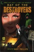 Day of the Destroyers SC (2015 A Moonstone Novel) Starring Secret Agent X-11 1-1ST