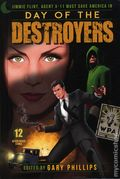 Day of the Destroyers HC (2015 A Moonstone Novel) Starring Secret Agent X-11 1-1ST