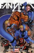 Fantastic Four TPB (2014-2015 Marvel NOW) By James Robinson 3-1ST