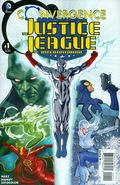 Convergence Justice League International (2015 DC) 1A