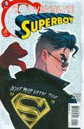 Convergence Superboy (2015 DC) 1A